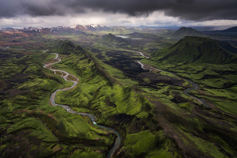 """Khám phá Iceland, bước chân vào thế giới ngoạn mục của Trò chơi Vương quyền"""" - ảnh 1"""