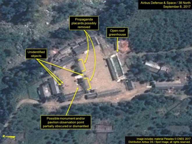 Triều Tiên sắp thử bom hạt nhân, phóng tên lửa cực mạnh? - 1