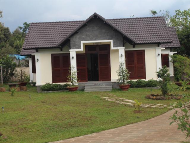 Tháo dỡ nhà vườn của gia đình cựu Phó ban Tổ chức Tỉnh ủy Đồng Nai - 1