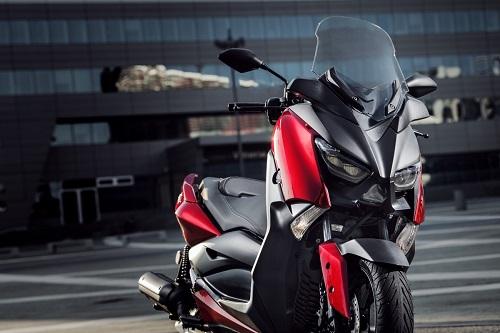Yamaha X-Max 125 2018 sẽ ra mắt thị trường châu Âu - 6