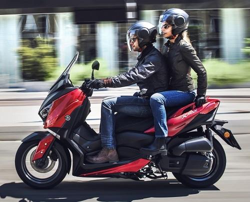 Yamaha X-Max 125 2018 sẽ ra mắt thị trường châu Âu - 8