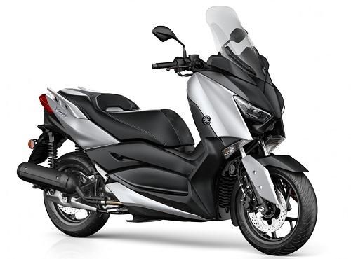 Yamaha X-Max 125 2018 sẽ ra mắt thị trường châu Âu - 5