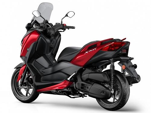 Yamaha X-Max 125 2018 sẽ ra mắt thị trường châu Âu - 7