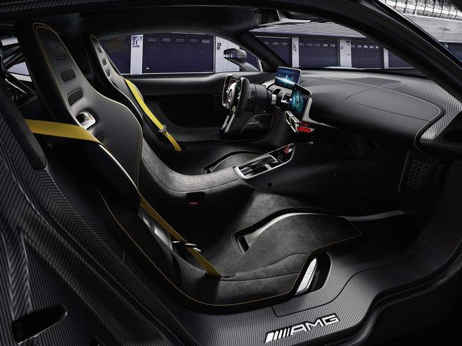 Mercedes-AMG Project One: Siêu phẩm tốc độ - ảnh 3