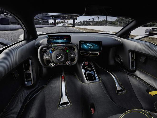 Mercedes-AMG Project One: Siêu phẩm tốc độ - 4
