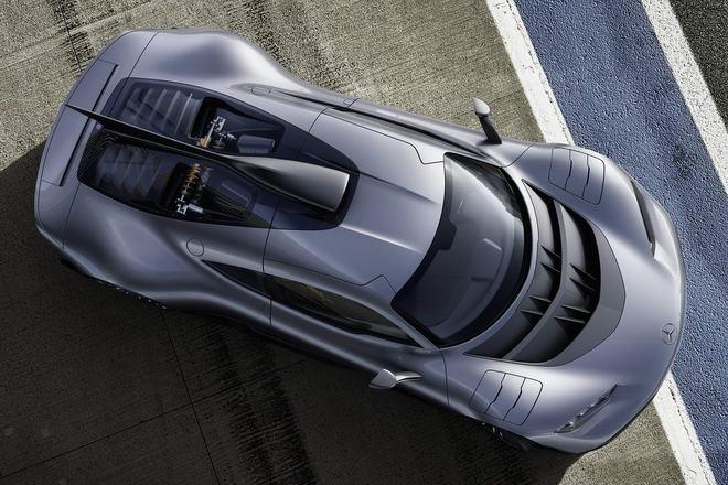 Mercedes-AMG Project One: Siêu phẩm tốc độ - 6