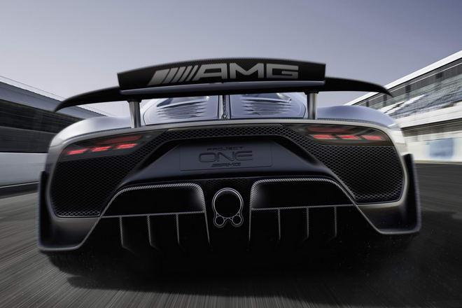 Mercedes-AMG Project One: Siêu phẩm tốc độ - 7