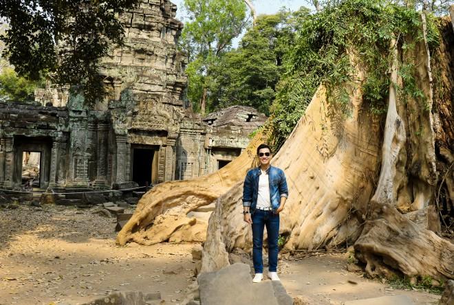 MC Nguyên Khang đi phượt Campuchia với 5 triệu đồng - 3