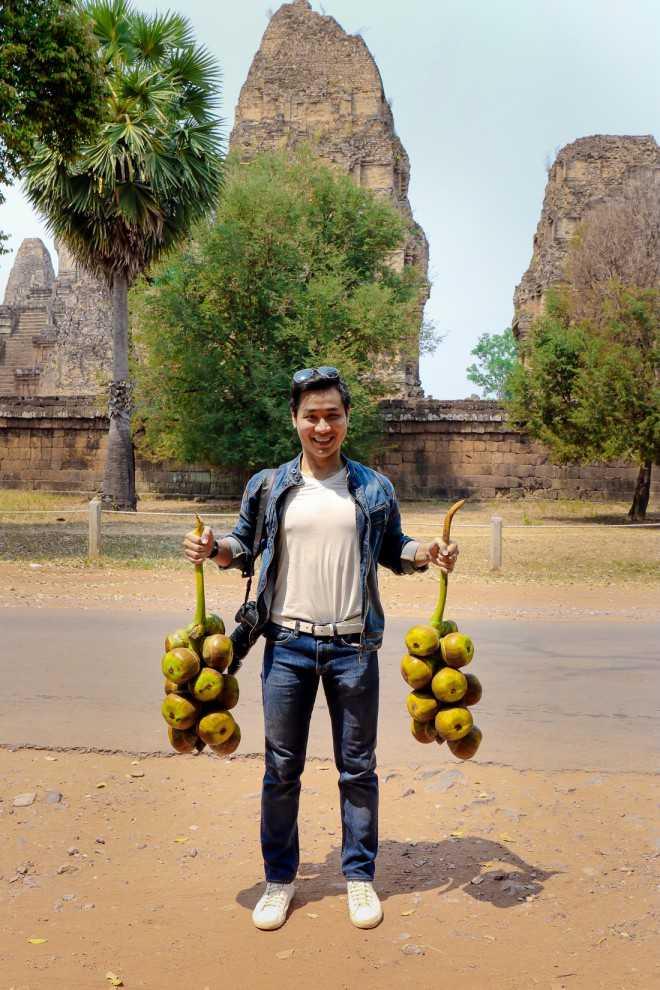 MC Nguyên Khang đi phượt Campuchia với 5 triệu đồng - 7
