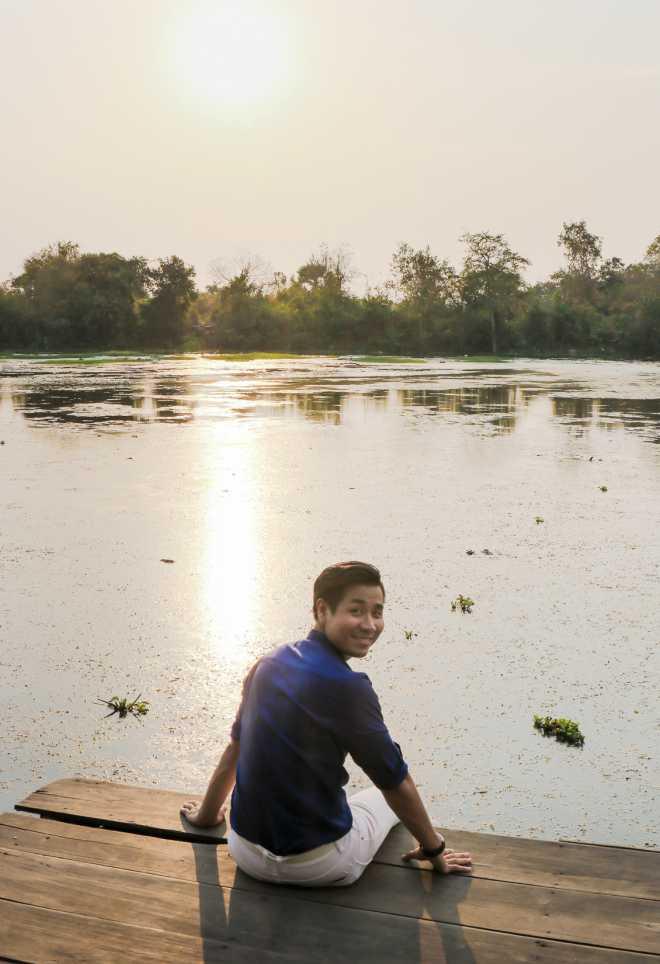 MC Nguyên Khang đi phượt Campuchia với 5 triệu đồng - 4