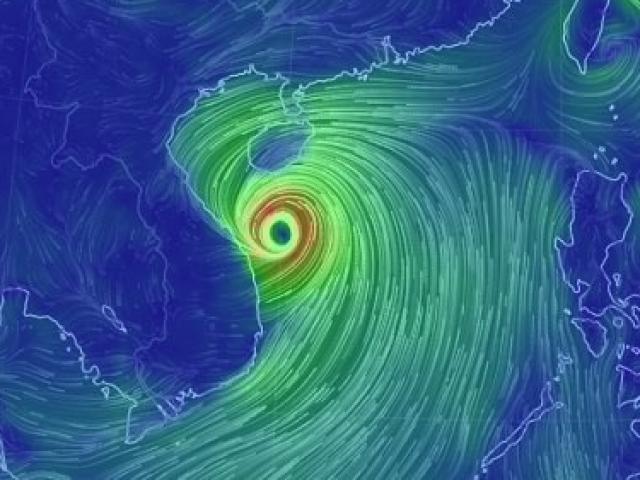 Bản tin thời tiết 14h30: Bão số 10 giật cấp 15, Nghệ An-Quảng Ngãi mưa cực to