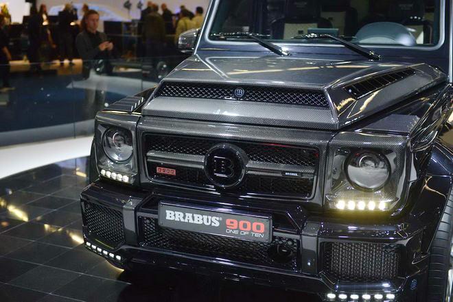Brabus 900: Xe off-road đỉnh cao giá 18,16 tỷ đồng - 6