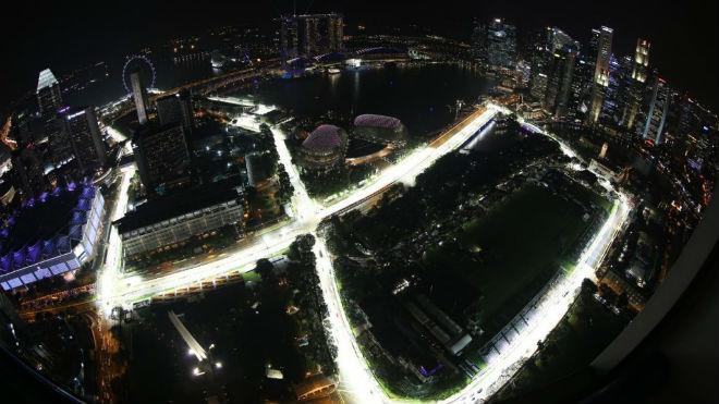 Đua xe F1, Singapore GP: Giành lại niềm tin - 1