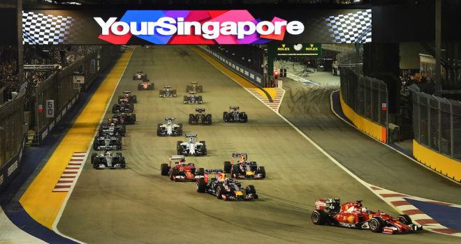 Đua xe F1, Singapore GP: Giành lại niềm tin - 2