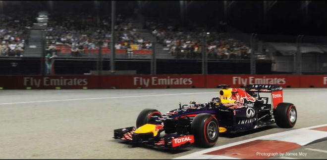 Đua xe F1, Singapore GP: Giành lại niềm tin - 3