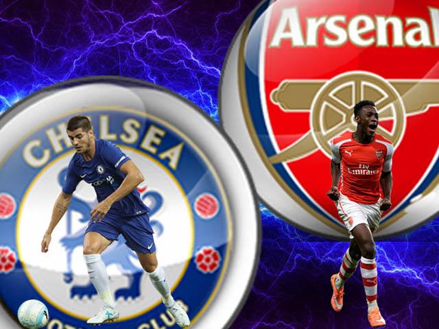 Chelsea đấu Arsenal: Wenger cầu cứu Sanchez, Hazard sắm vai sát thủ - 3