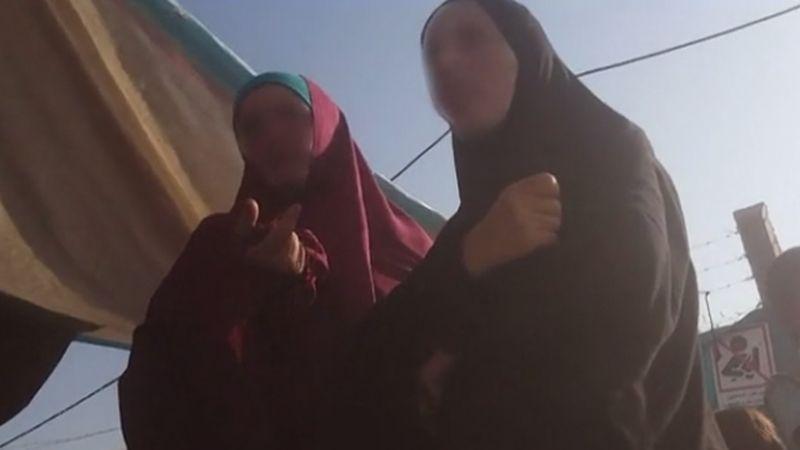 Nỗi sợ hãi của 1.400 cô dâu IS trong khu trại bí mật ở Iraq - 2