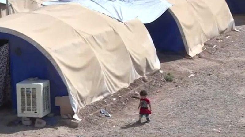 Nỗi sợ hãi của 1.400 cô dâu IS trong khu trại bí mật ở Iraq - 3