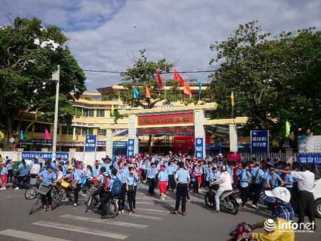 Học sinh Nghệ An được nghỉ học để tránh siêu bão - 2