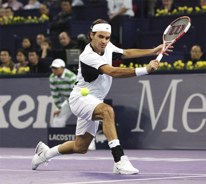 """Vì sao """"tàu tốc hành"""" Roger Federer nhanh như cắt, khỏe vô địch - 7"""