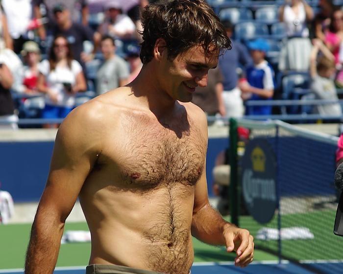 """Vì sao """"tàu tốc hành"""" Roger Federer nhanh như cắt, khỏe vô địch - 8"""