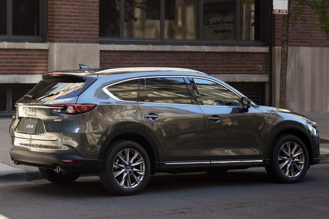 Xe 7 chỗ Mazda CX-8 có giá 660 triệu đồng - 2