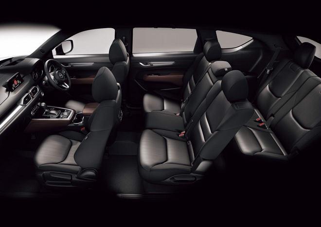 Xe 7 chỗ Mazda CX-8 có giá 660 triệu đồng - 4