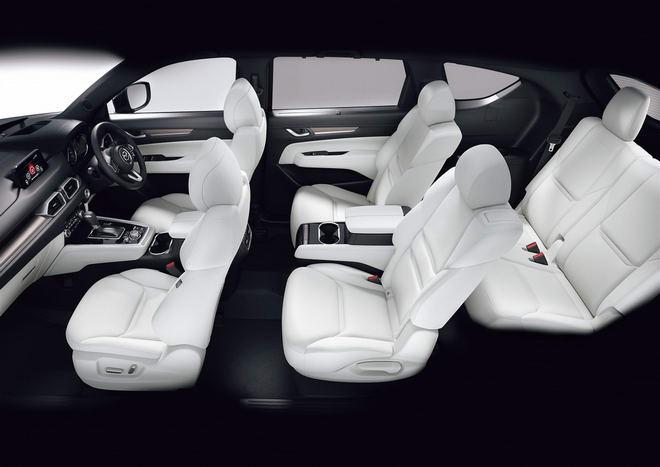 Xe 7 chỗ Mazda CX-8 có giá 660 triệu đồng - 5