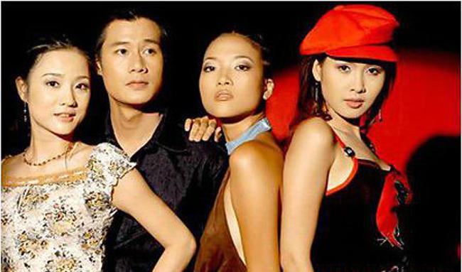 """Những vai diễn trong series phim  """" Gái nhảy """"  đã đưa tên tuổi của Minh Thư, Bằng Lăng, Mỹ Duyên, Quang Dũng lên tầm cao mới."""