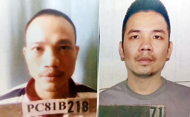 Khởi tố vụ 2 tử tù bỏ trốn khỏi trại tạm giam - ảnh 1