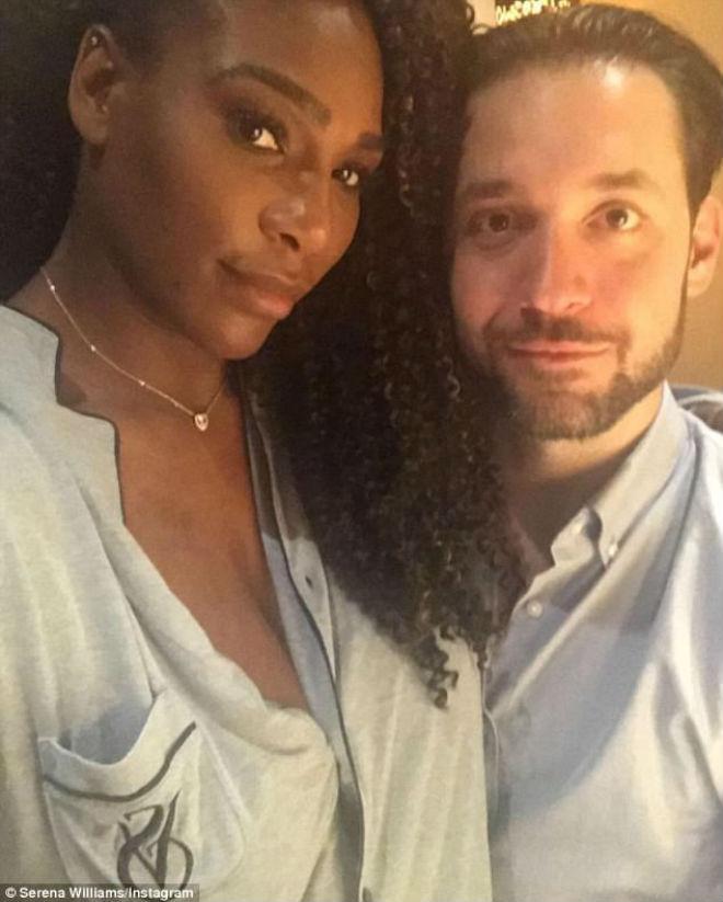 Tin thể thao HOT 14/9: Serena đặt tên con theo tên chồng chưa cưới 2