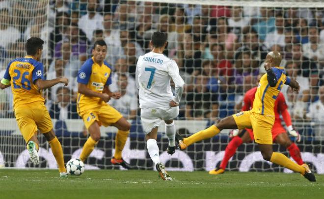 Ronaldo xem thường Barca – Messi: Cúp C1 là của riêng Real 1