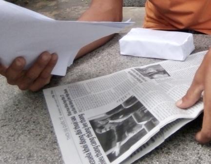 Vụ ném tiền vào nhà phóng viên: Đưa tiền để… báo đăng lại bài - 2