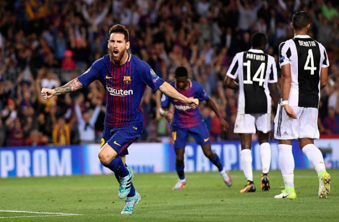 Messi ký hợp đồng mới với Barca: Bài học xương máu từ Neymar