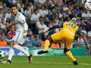 """Bóng đá - Real Madrid - APOEL: """"Cơn điên"""" của Ronaldo"""