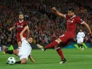 Bóng đá - Liverpool - Sevilla: Thảm họa thẻ đỏ, hỏng phạt đền