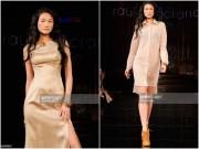 """Thời trang - Đây là """"chiến binh chân dài"""" Việt duy nhất vẫn miệt mài tại làng mẫu quốc tế"""