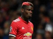 Bóng đá - MU mất Pogba vì chấn thương: Ngôi đầu bảng lung lay