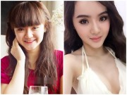 """Không kém chị, em gái Angela Phương Trinh cũng có bờ môi  """" ảo thuật """""""