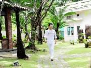 Lâm Hùng khoe nhà vườn bạc tỷ