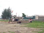 Tin tức trong ngày - Cận cảnh người dân vùng tâm bão chạy đua với bão số 10