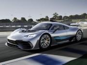Tin tức ô tô - Mercedes-AMG Project One: Siêu phẩm tốc độ
