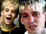 Lo bị nhiễm HIV,  Aaron Carter bật khóc trên truyền hình