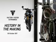 Thế giới xe - Triumphsắp ra mắt mô hình Triumph Bonneville Cruiser mới