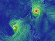 Tin tức trong ngày - Bản tin thời tiết 17h: Bão số 10 mạnh thêm, cách Hà Tĩnh-Quảng Bình 470km