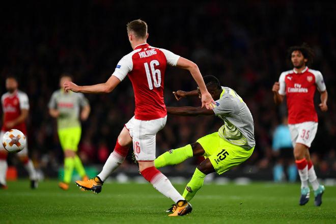 Arsenal - Cologne: Người hùng cứu nguy, siêu phẩm mãn nhãn