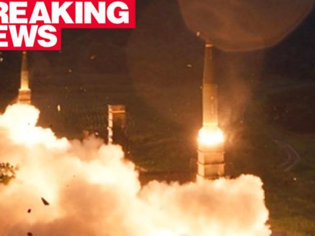 HQ tung video phóng hai tên lửa sát biên giới Triều Tiên - 3