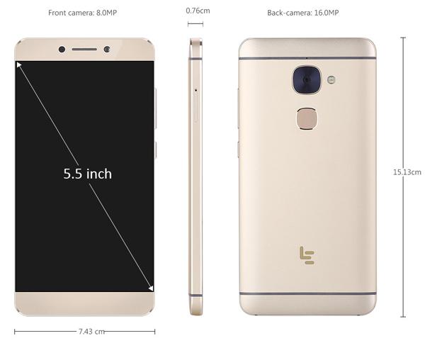 Smartphone thiết kế tuyệt đẹp, chip 10 nhân, Ram 3G giá hơn 3 triệu đồng - 1