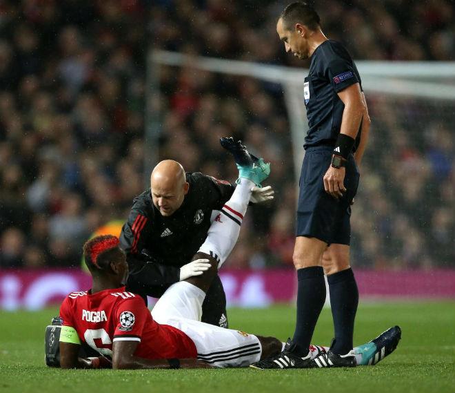 Pogba lỡ đại chiến Liverpool: Cãi lời chuyên gia MU, Mourinho điên tiết - 1