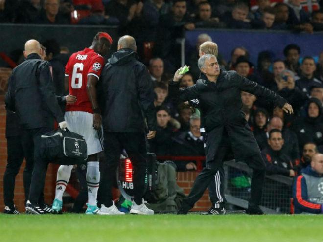Pogba lỡ đại chiến Liverpool: Cãi lời chuyên gia MU, Mourinho điên tiết - 2